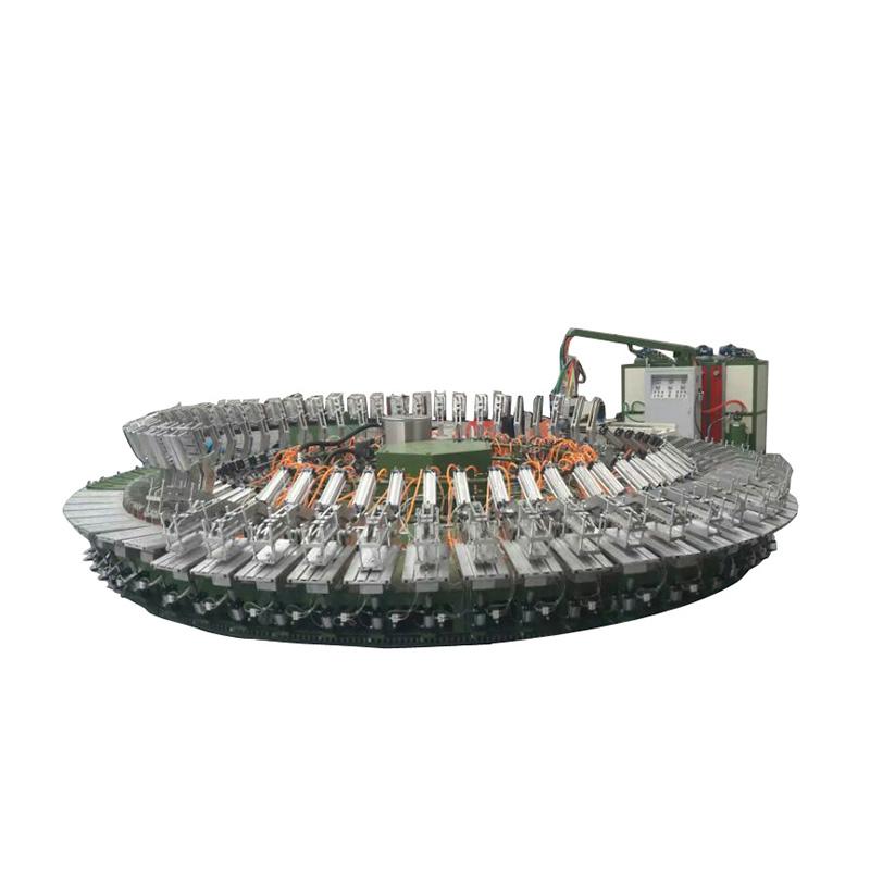 圆盘式全自动智能型聚氨酯成型成套设备DG-AIAMPU16X-JG
